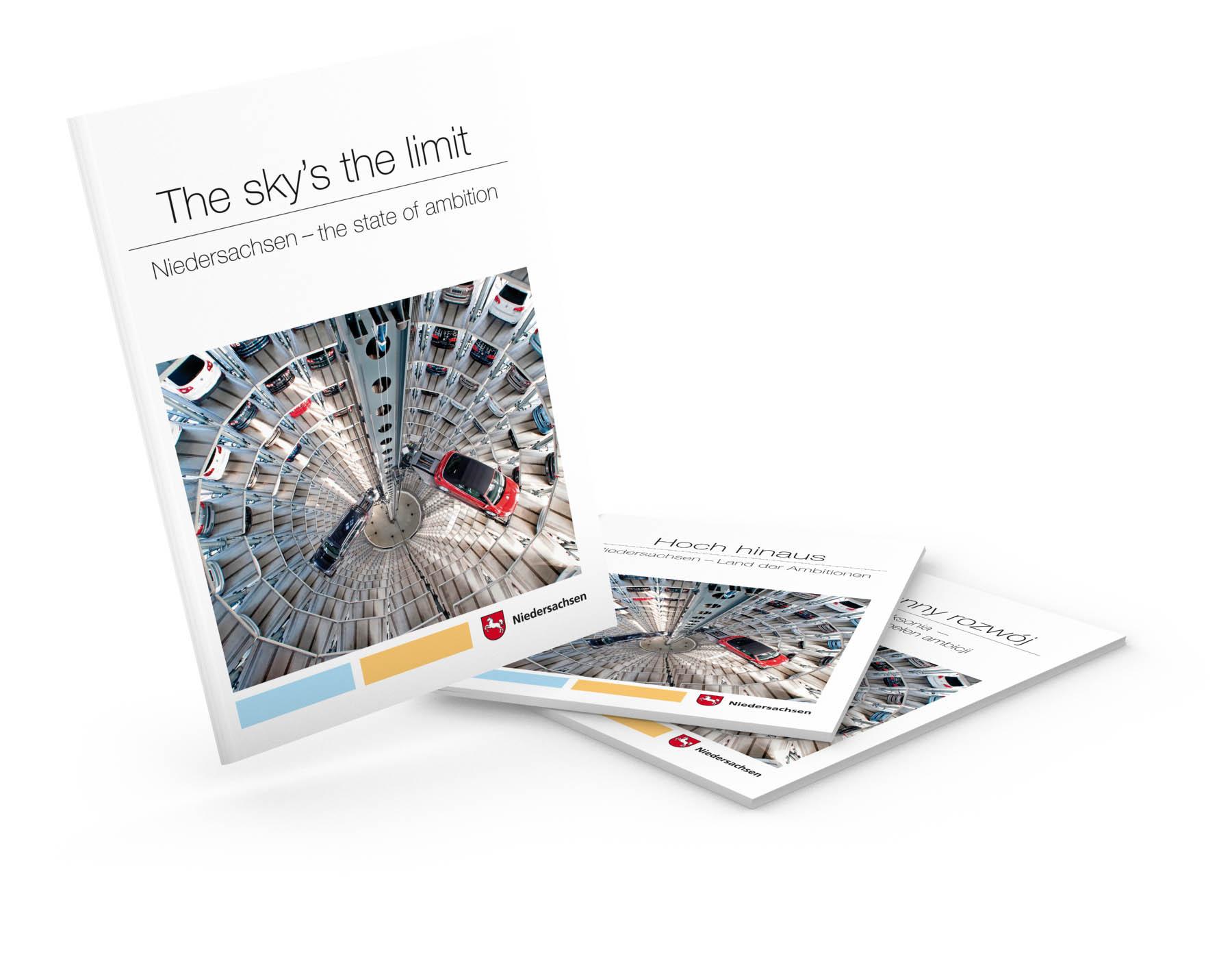 Corporate Publishing Medien für das Land Niedersachsen