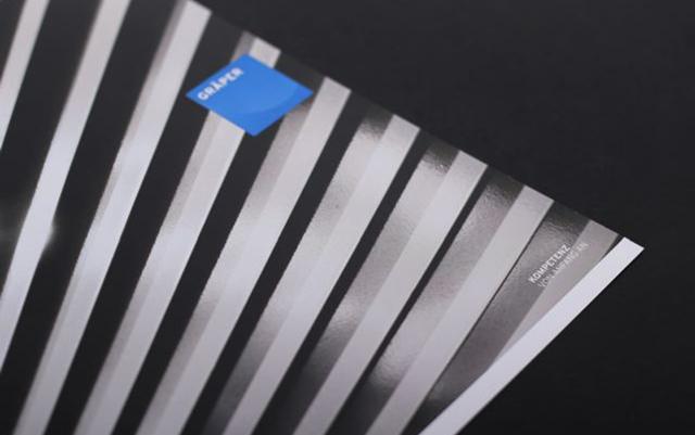 Broschürentitel auf Grundlage des CD für einen Betonanlagenhersteller.